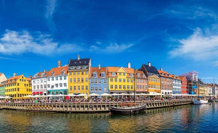 Palanga – Kopenhaga